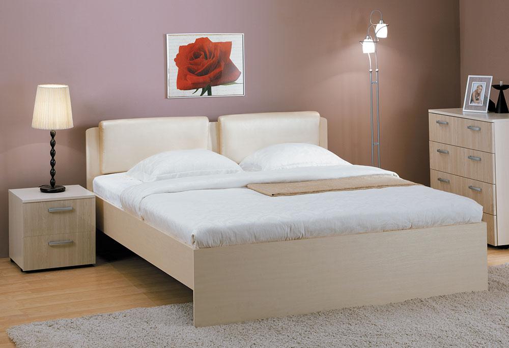 Кровати со спинкой фото